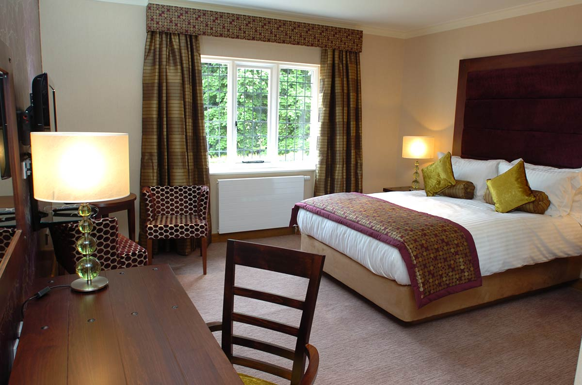Cheshire staycation hotel break at The Bears Paw