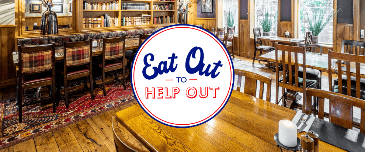 Eat Out to Help out at The Bear's Paw