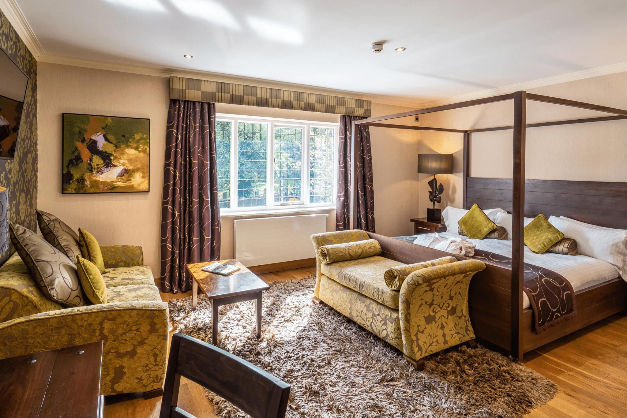 Luxury hotel in Cheshire